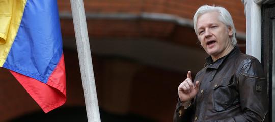 Wikileaks arrestato a Londra Julian Assange