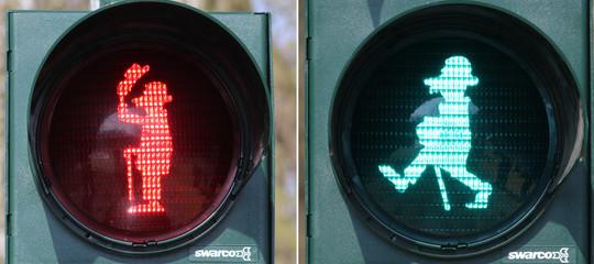 germania semafori pazzi