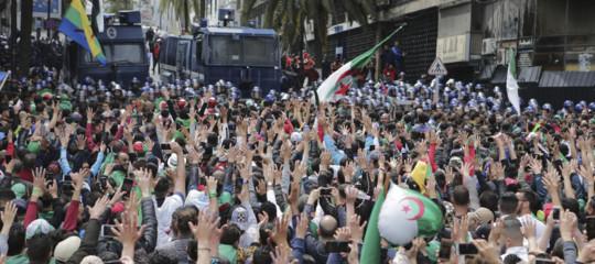 algeria proteste