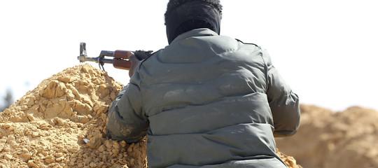 libia haftar morti