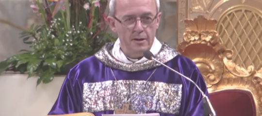 carabiniere ucciso vescovo