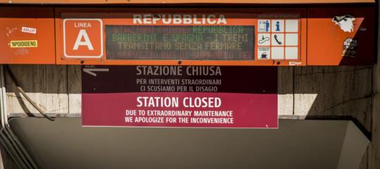 Roma Atac Metro Repubblica