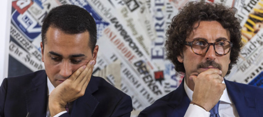 migranti sea watch conte di maio salvini