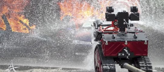 robot pompierenotre dame