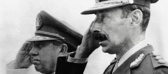 servizi segreti europei pinochet dittatori argentini