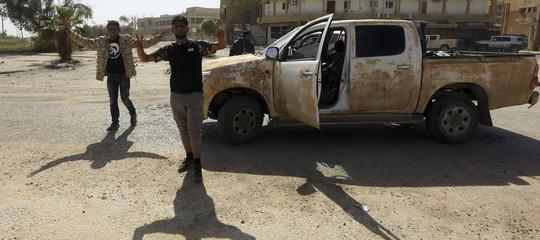 libia stallo crisi umanitaria