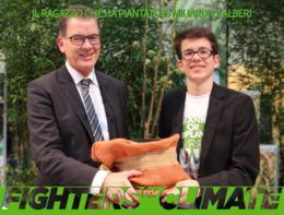 Il ragazzo che ha piantato 15 miliardi di alberi
