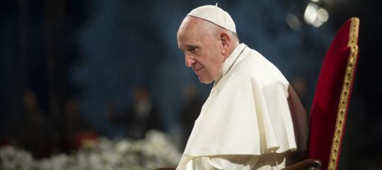 cuore umano gay papa francesco