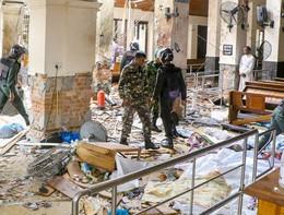 Sri Lanka: attentati in hotel e chiese, oltre 200 i morti