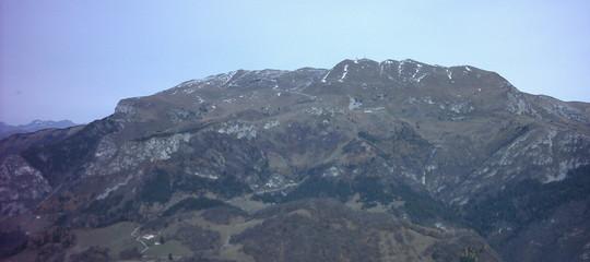 Escursionista disperso su monte Guglielmo