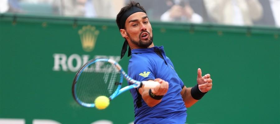 La battuta su una bomba a Wimbledon mette Fognini nei guai