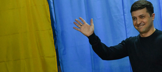 elezioni presidenziali ucraina risultati