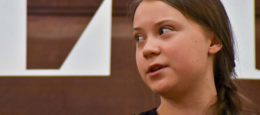 Il guaio di essere sorella di Greta Thunberg