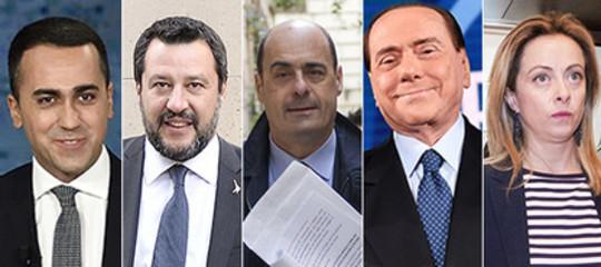 elezioni europee sondaggio partiti