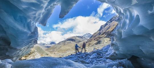 plastiche ghiacciai