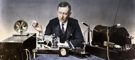 chi ha inventato radio marconi tesla