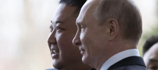 Summit Vladivostok Putine Kimin sintonia