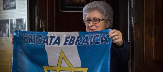 25 aprile brigata ebraica anpi