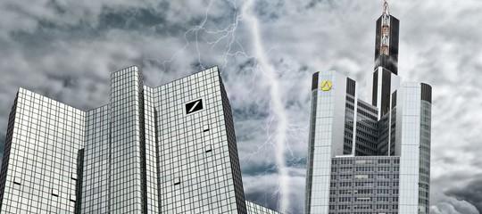 fusione deutsche bank commerzbank