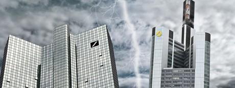 Deutsche Bank e Commerzbank