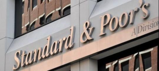 standard & poor's rating italia