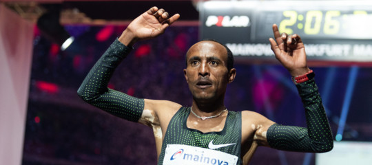 maratona trieste africani