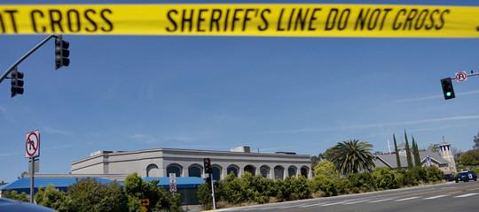 attentato sinagoga san diego