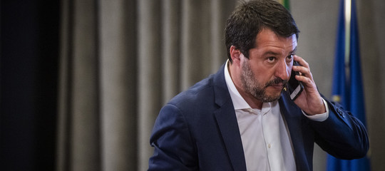 Europee Salvini Vox