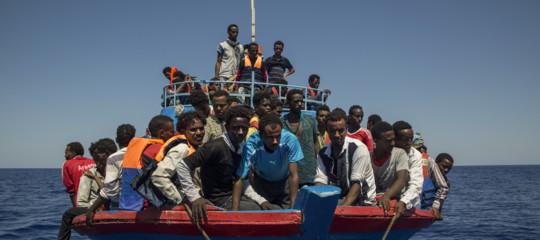 Ue chiedeimpegno Italia su meccanismi sbarchi da Libia