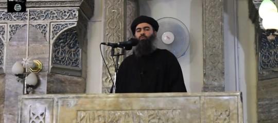 Isis: torna al-Baghdadi, prima apparizione video dal 2014