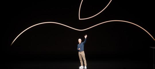 apple trimestrale