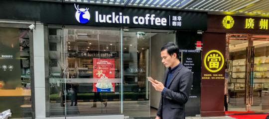 caffe cinese luckin