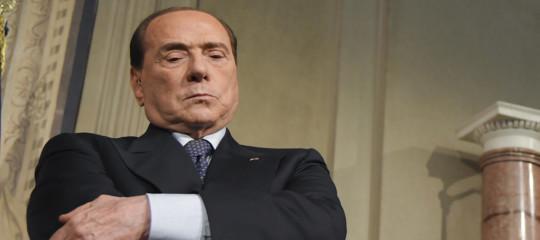 Berlusconi ricoverato per colica renale
