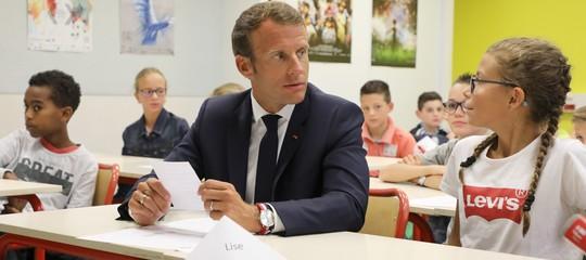 Nelle scuole francesi si studierà sempre meno l'italiano