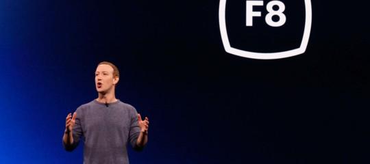 facebookconferenza sviluppatori