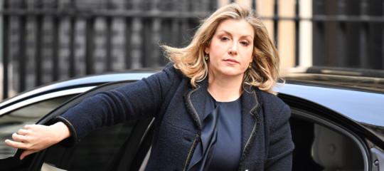 penny mordaunt nuovo ministro difesa inglese