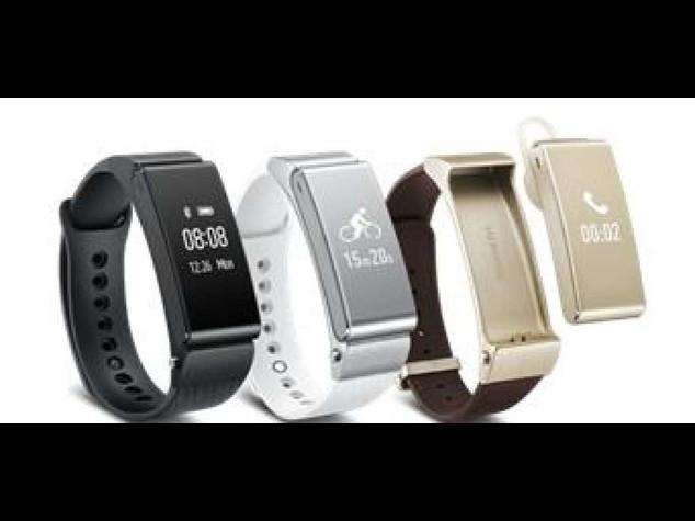 Huawei lancia TalkBand B2, lo smartwatch per business e sport