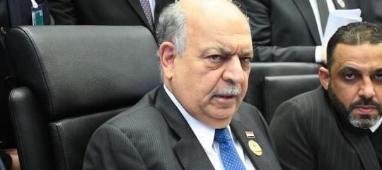 Eni: vicepremier per l'Energia iracheno vedead Descalzi, opportunità future e sinergie