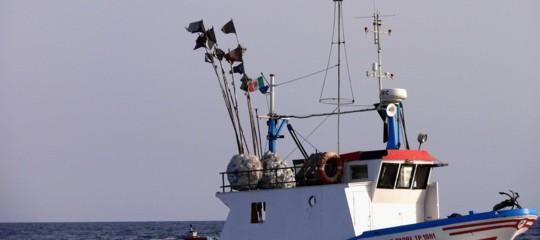 sequestro pescherecci libia