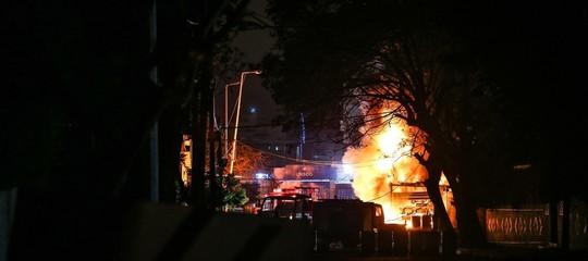 m.o. cessate il fuoco gaza