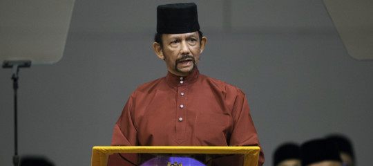 pena morte gay sultano brunei