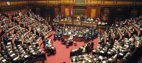 parlamento appello