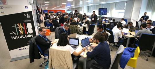 hackgov hackathon napoli pa