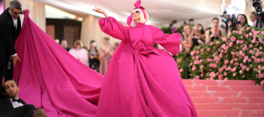 Lady GagaMet gala