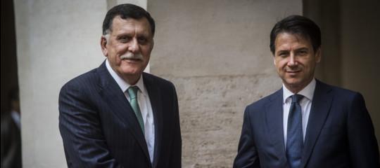 Libia Conte confido incontrare direttamente Haftar