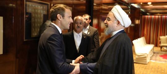 iran sanzioni nucleare