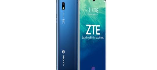zte smartphone 5g