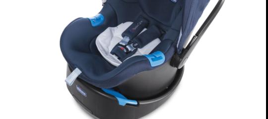 rinvio seggiolino salva bebe