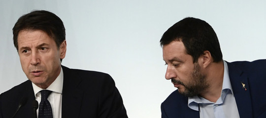 retroscena siri salvini