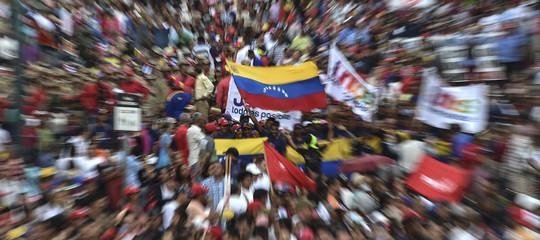 venezuela oppositori ambasciata italiana